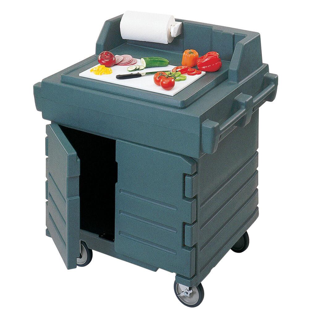 Granite Green, Food Preparation Cart / Work Station