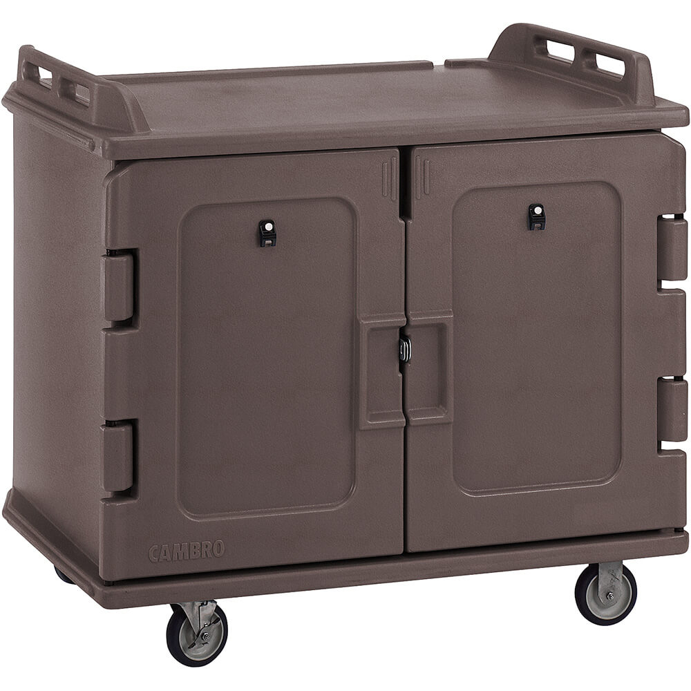 "Granite Sand, Room Service / Meal Delivery Cart, 14"" x 18"" Trays View 2"