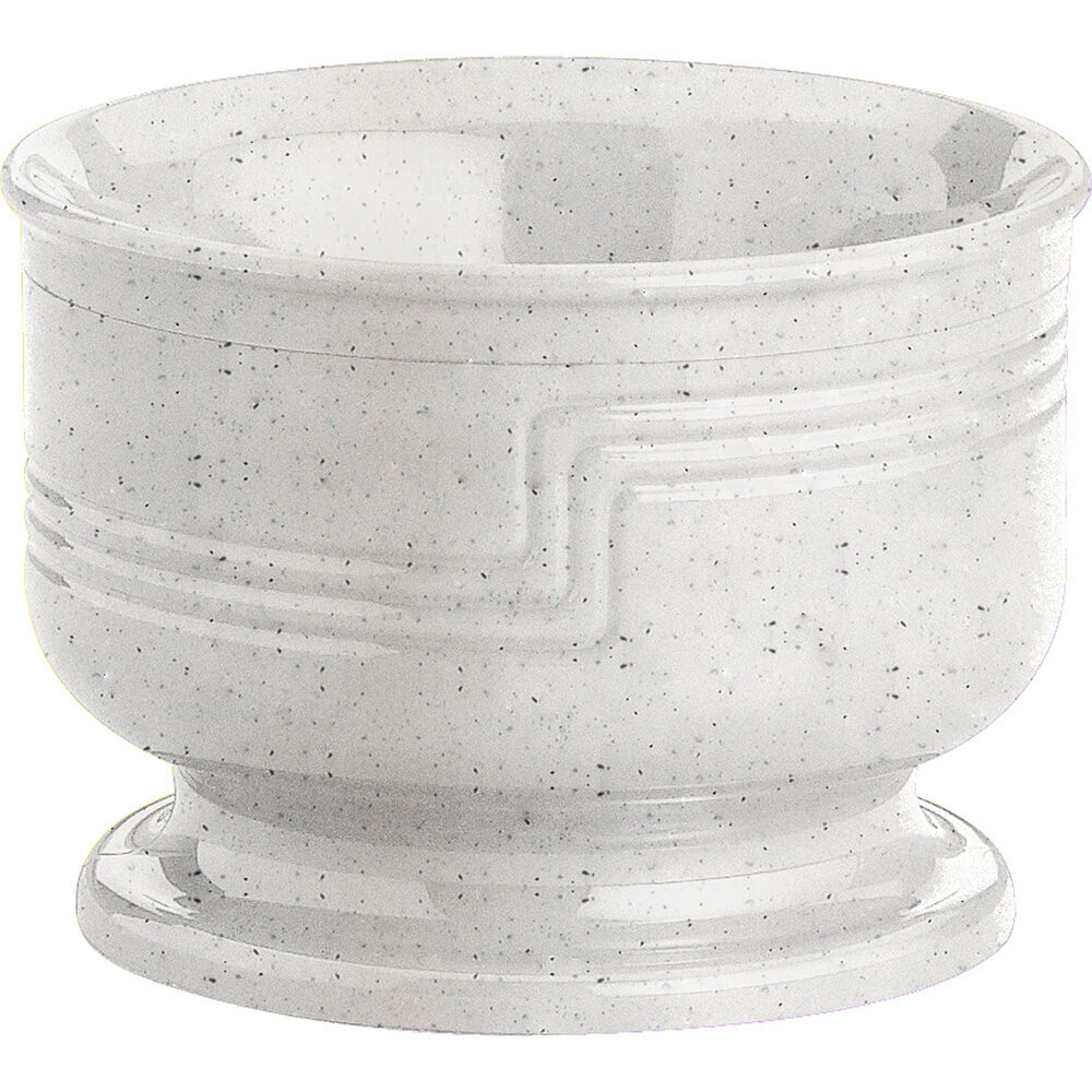 Speckled Gray, Shoreline Meal Delivery Small Bowl, 48/PK