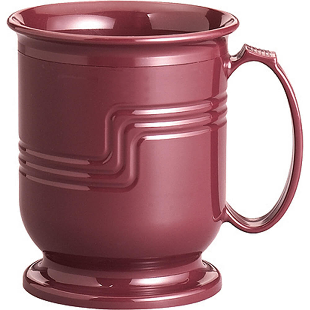 Cranberry, Shoreline Meal Delivery 8 oz. Mug, 48/PK