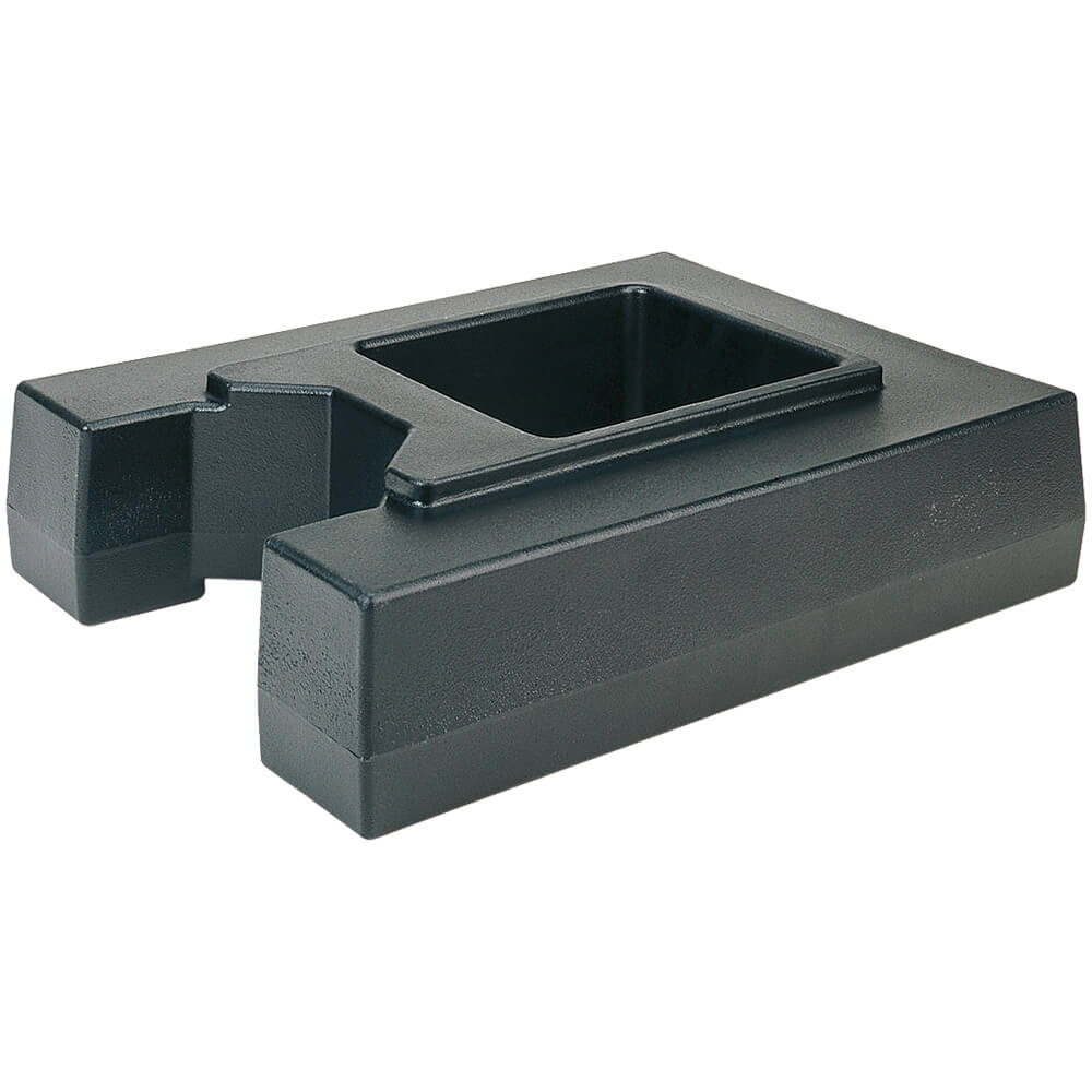 Black, Large Riser for Camtainer Beverage Dispensers