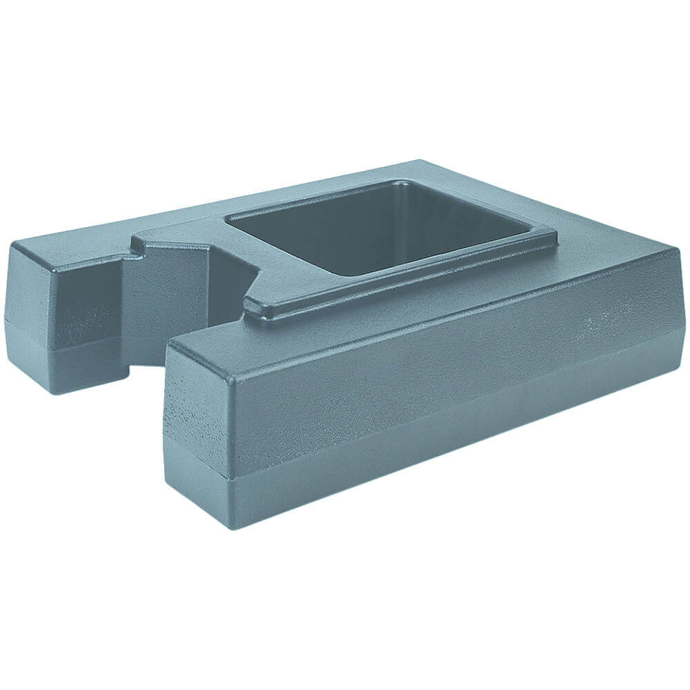 Slate Blue, Large Riser for Camtainer Beverage Dispensers