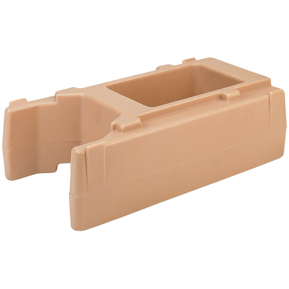 Coffee Beige, Small Riser for Camtainer Beverage Dispensers
