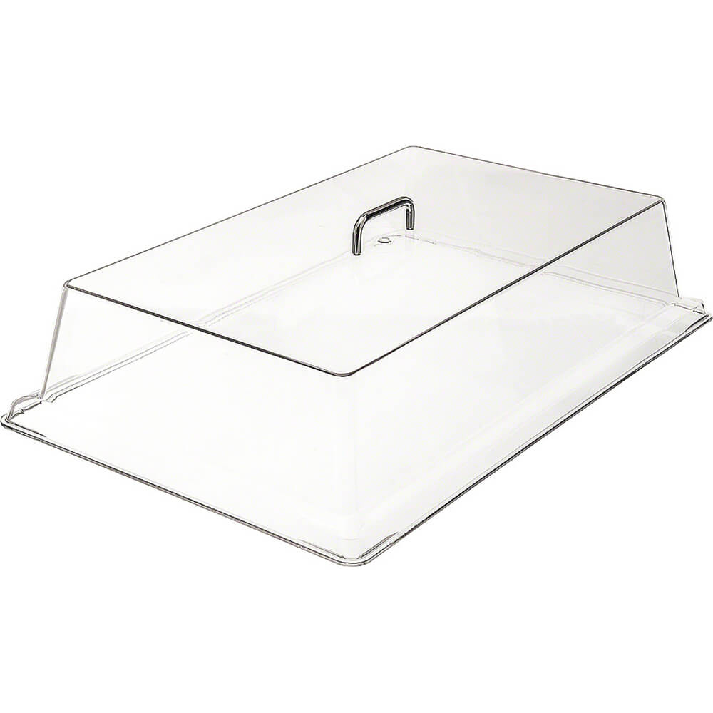 "Clear, Rectangular Food Cover, 18"" x 26"""