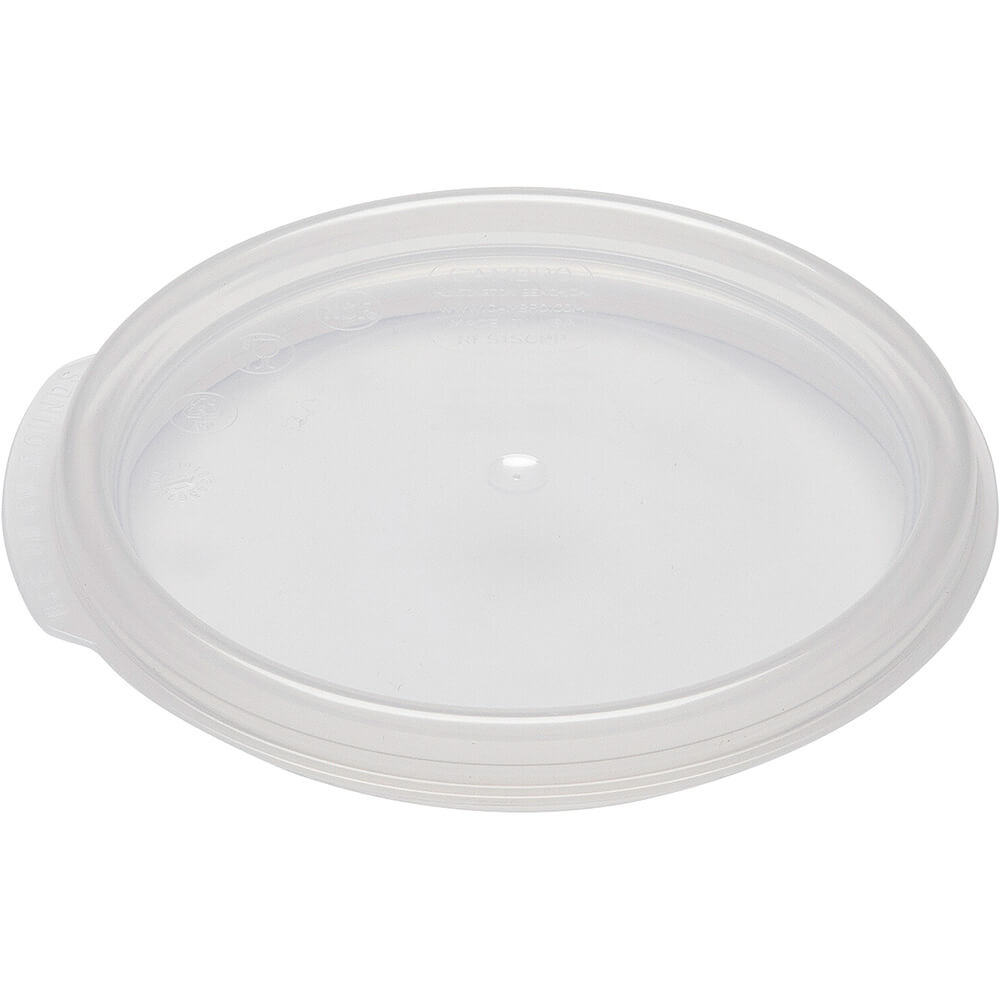 Translucent, 1 qt. Small Seal Lids, 12/PK