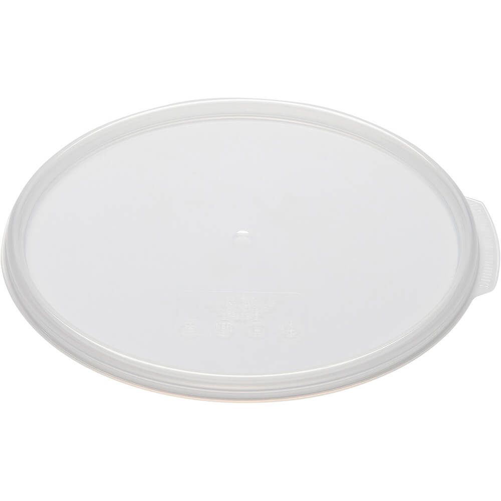 Translucent, 6 and 8 qt. Large Seal Lids, 12/PK