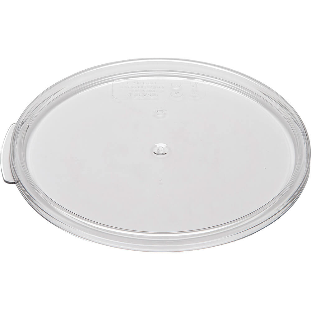 Clear, Large 6 and 8 qt. Camwear Lids, 12/PK