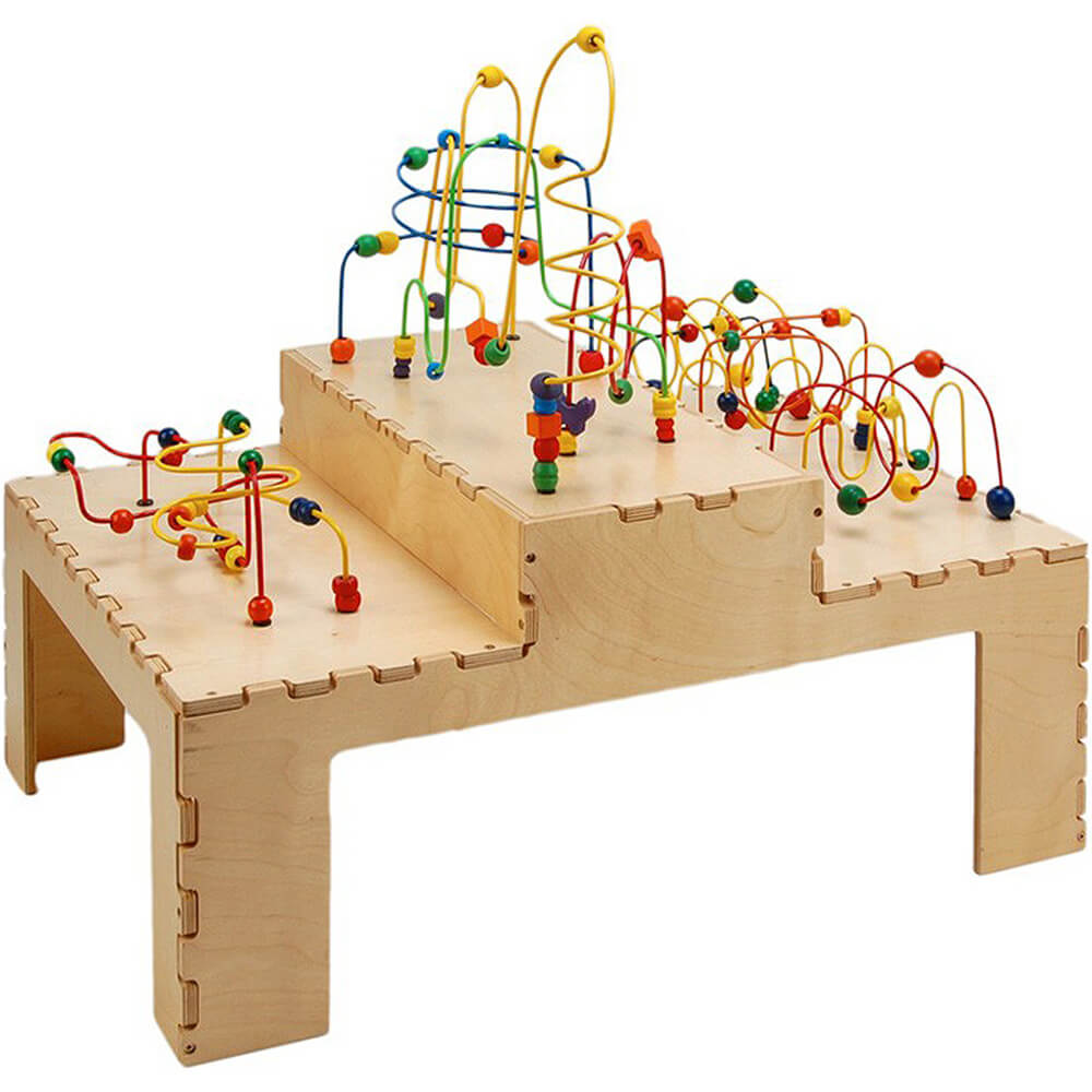 Step Up Roller Coaster Kids Table