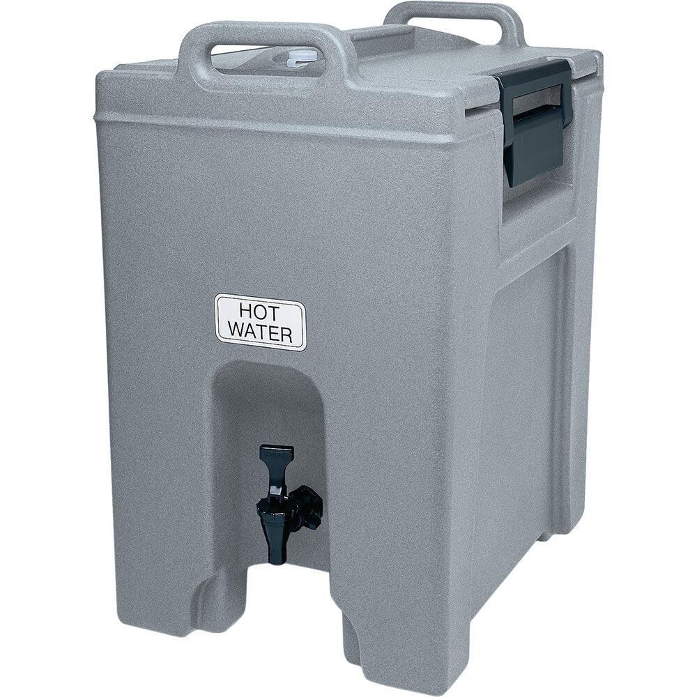 Granite Gray, 10.5 Gal. Insulated Beverage Dispenser, Ultra Camtainer