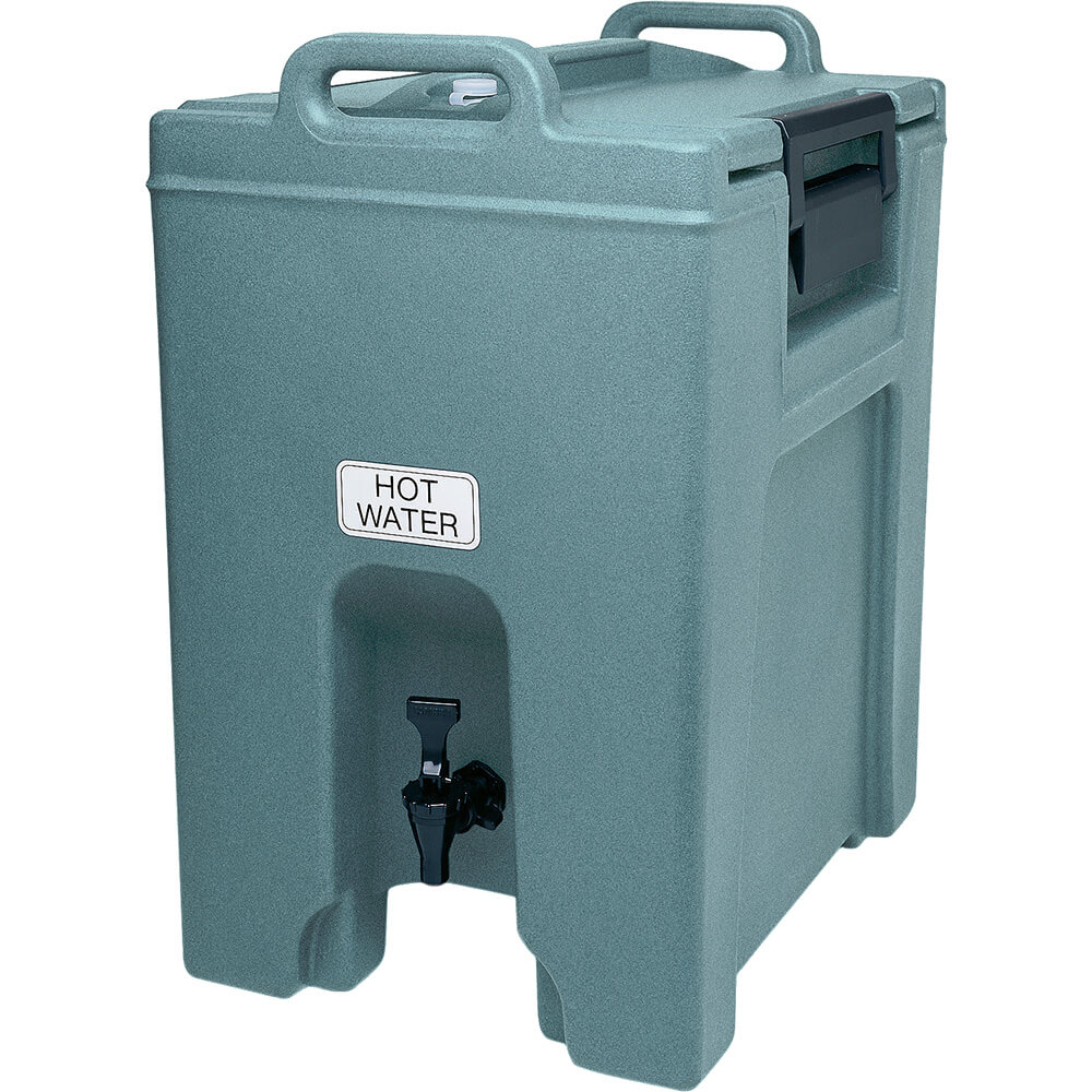 Granite Green, 10.5 Gal. Insulated Beverage Dispenser, Ultra Camtainer