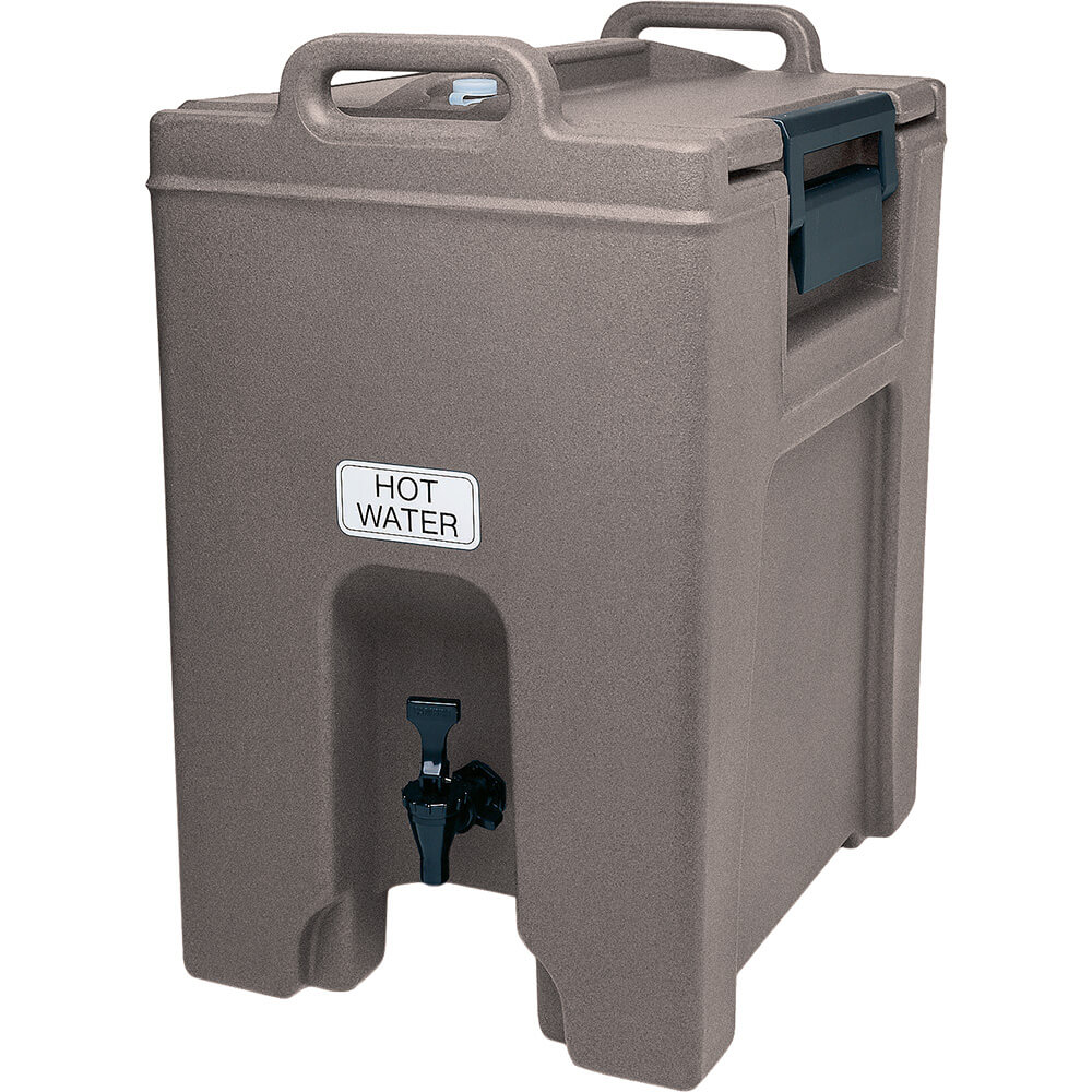 Granite Sand, 10.5 Gal. Insulated Beverage Dispenser, Ultra Camtainer