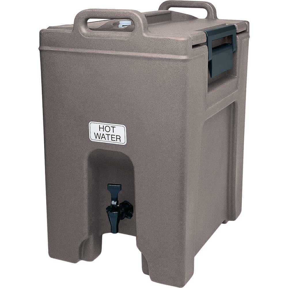 Granite Sand, 10.5 Gal. Insulated Beverage Dispenser, Ultra Camtainer