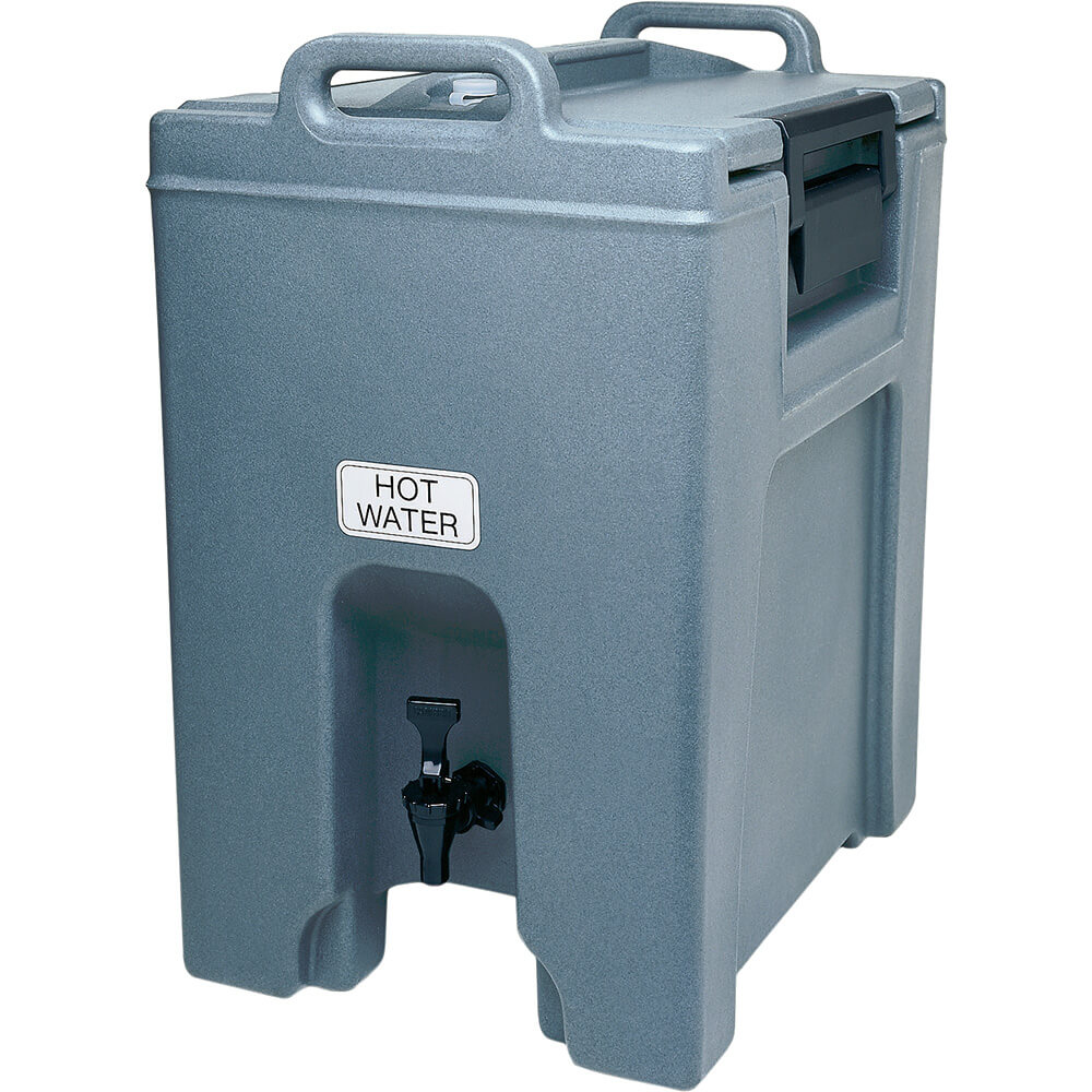 Slate Blue, 10.5 Gal. Insulated Beverage Dispenser, Ultra Camtainer