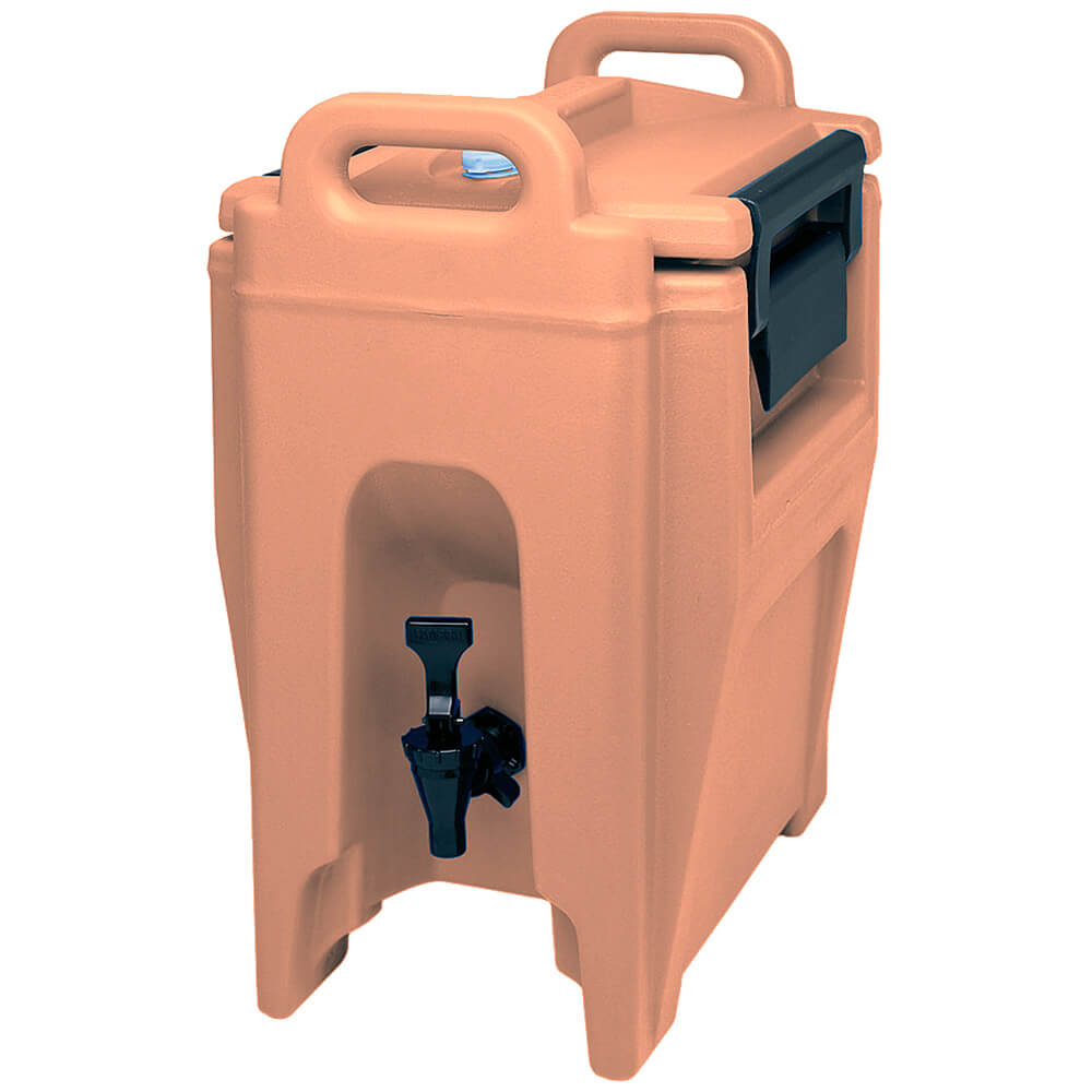 Coffee Beige, 2.75 Gal. Insulated Beverage Dispenser, Ultra Camtainer