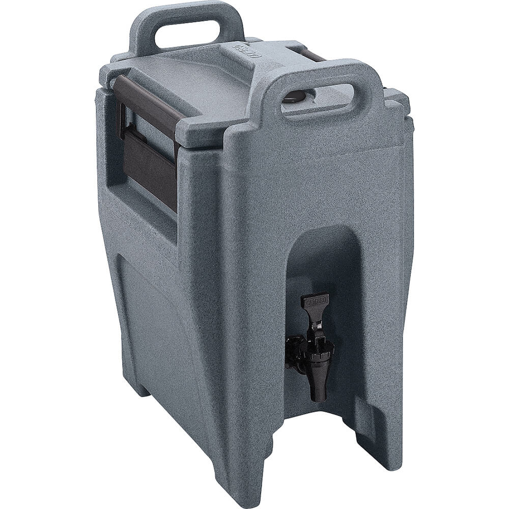 Granite Gray, 2.75 Gal. Insulated Beverage Dispenser, Ultra Camtainer