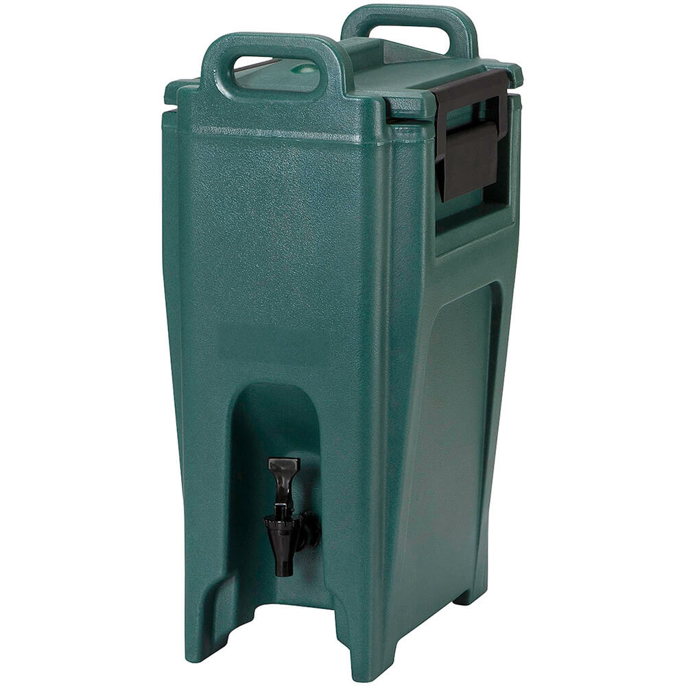 Granite Green, 5.25 Gal. Insulated Beverage Dispenser, Ultra Camtainer