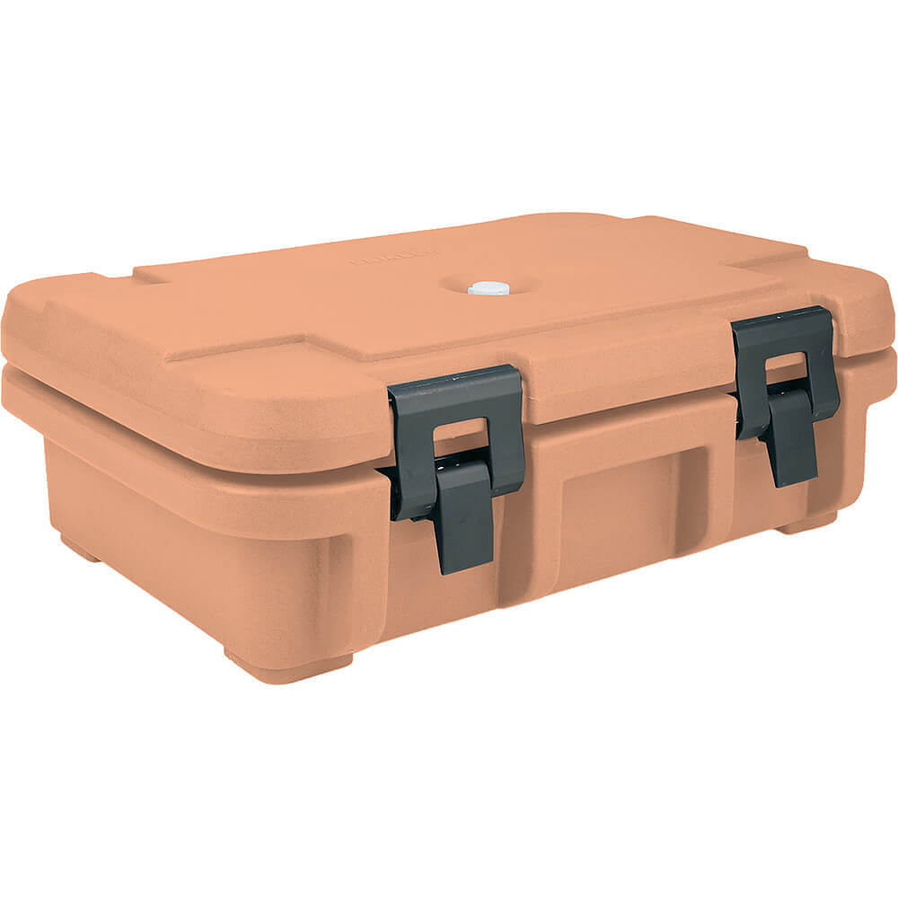 "Coffee Beige, Insulated Food Carrier for 4"" Deep Pans"