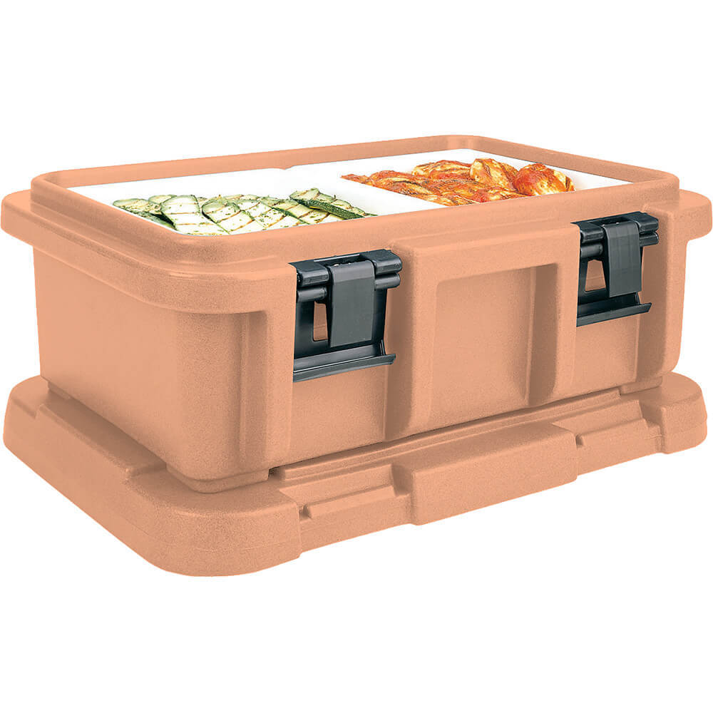 "Coffee Beige, Insulated Food Carrier for 6"" Deep Pans"
