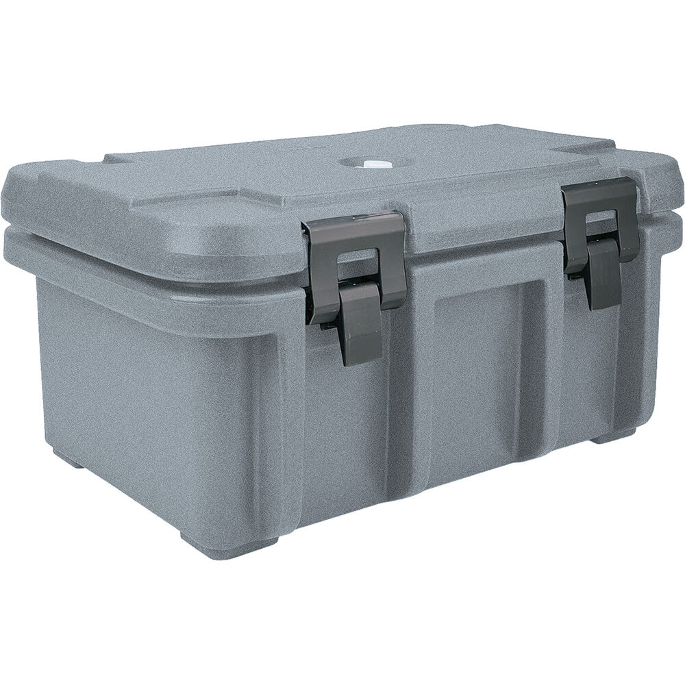 "Granite Gray, Insulated Food Carrier for 8"" Deep Pans"