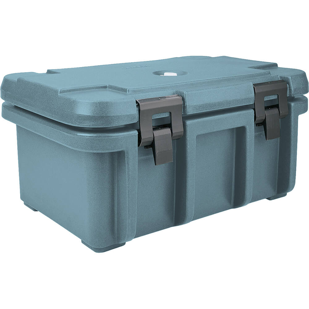 "Slate Blue, Insulated Food Carrier for 8"" Deep Pans"