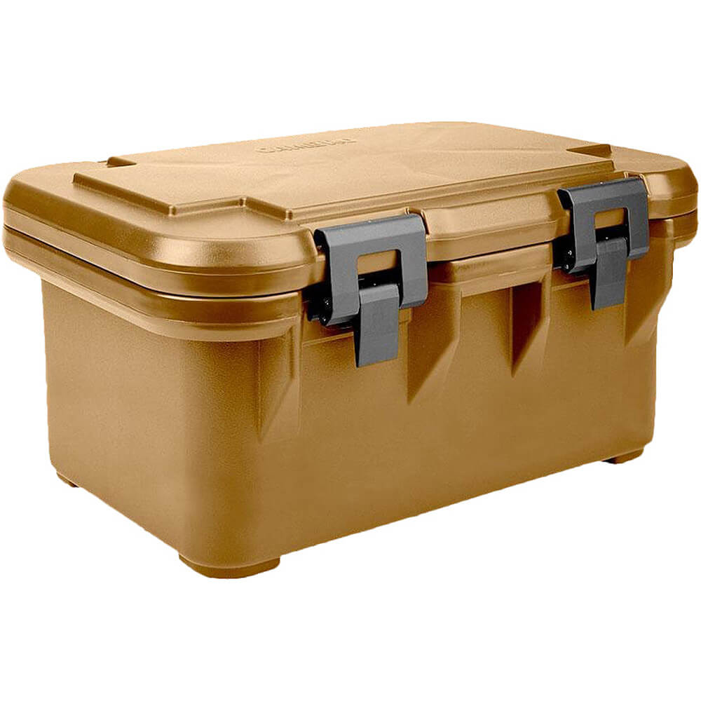 "Coffee Beige, Insulated Food Carrier for 6"" Deep Pans, S-Series View 2"