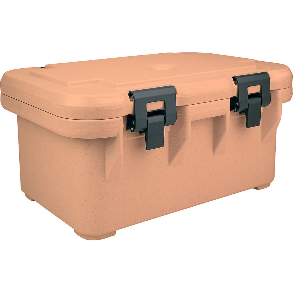 "Coffee Beige, Insulated Food Carrier for 8"" Deep Pans, S-Series"