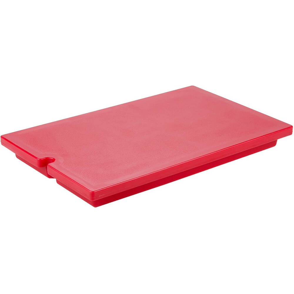 Hot Red, Well Cover for Versa Food Bars