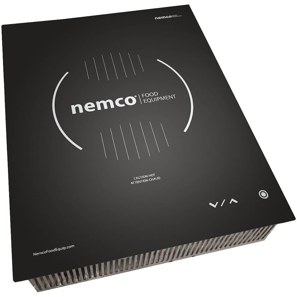 2600W Drop-in Induction Cooktop, Integrated Touch Controls, 208/240V