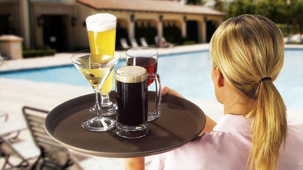 Food & Beverage Trays