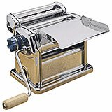 Stainless Steel Manual Pasta Maker Machine Imperia R220