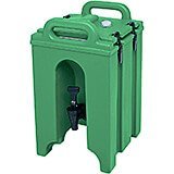 Green, 1.5 Gal. Insulated Beverage Dispenser