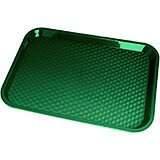 "Sherwood Green, 14"" x 18"" Fast Food Trays, 12/PK"