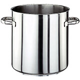 Stainless Steel Stock Pot, No Lid, 103 Qt