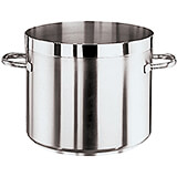 Stainless Steel Grand Gourmet #1100 Low Stock Pot, 9 Qt