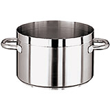 Stainless Steel Grand Gourmet #1100 Sauce Pot, 11.5 Qt