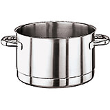 Stainless Steel Grand Gourmet #1100 Perforated Steamer, 12.5""
