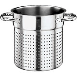 Stainless Steel Grand Gourmet #1100 Stock Pot Colander, 7.87""