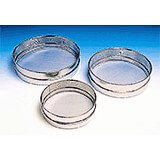 "Stainless Steel Fine Mesh Sieve, Set Of 3, 7"", 8"" And 10"""