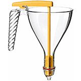 Clear, Polycarbonate Batter Dispenser, Automatic Funnel, 0.75 Qt.