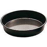 Blue Steel Round Cake Pan, 10.25""