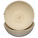 Willow Round Banneton Proofing Basket, 10.25""