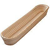 Willow Long Banneton Proofing Basket, 18""
