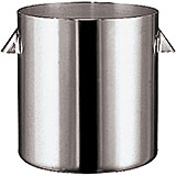 Stainless Steel Bain-marie Double Boiler, 2 Handles, 1.5 Qt