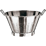 Stainless Steel Conical Vegetable Strainer, 13.5 Qt