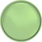 "Lime-Ade, 13"" Round Serving Tray, Fiberglass, 12/PK"