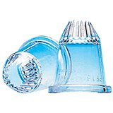 Clear, Polycarbonate Icing Tips For Petit Fours, PF14, 2/PK