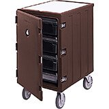 "Dark Brown, Food Carrier for 18"" x 26"" Food Storage Boxes"