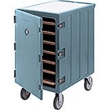 Slate Blue, 7-Pan Insulated Sheet Pan and Tray Cart