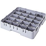 "Soft Gray, 20 Comp. Cup Racks, Full Size, 2-5/8"" H Max."