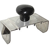 Stainless Steel Replacement Pusher For Mandoline Slicer 215000, 215001